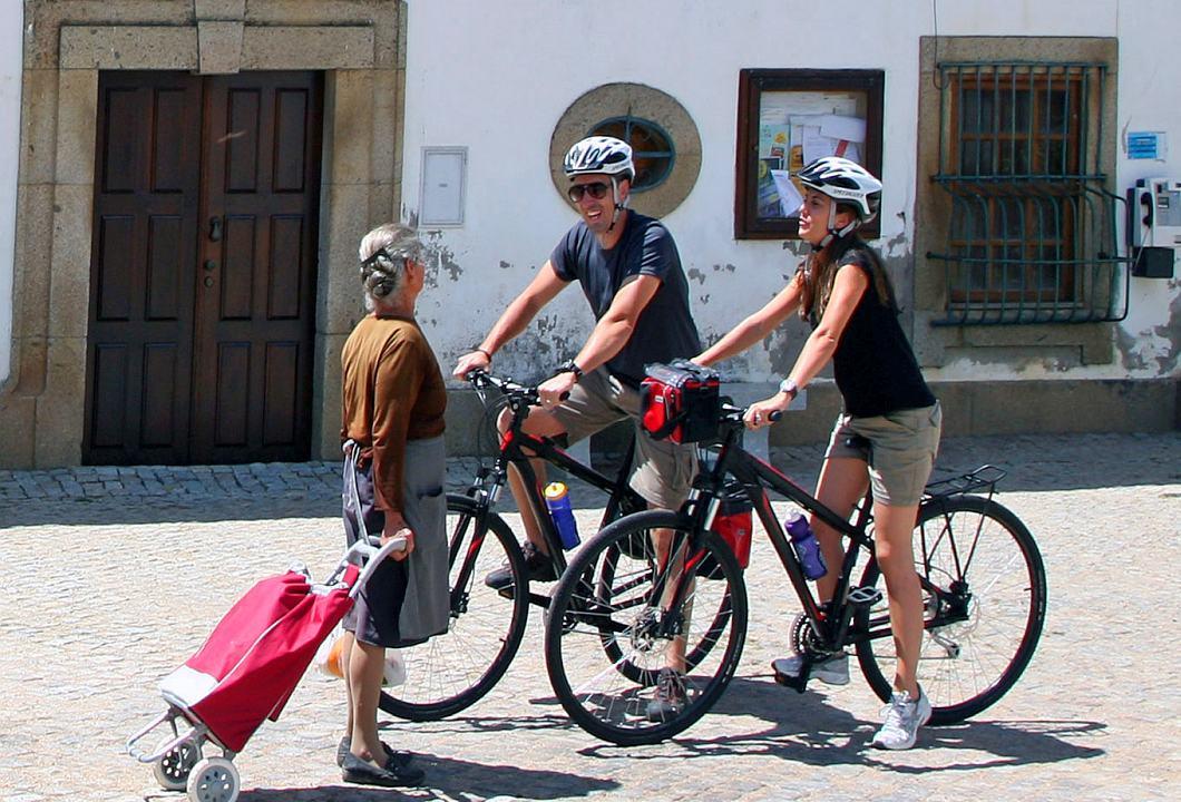 Rundfahrt mit dem Fahrrad online buchen | radreisen.at